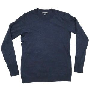 Banana Republic Medium Sweater Slit Sleeves Wool